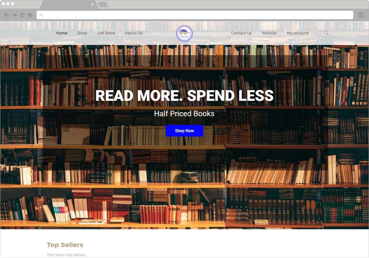 HalfPriced Books_2